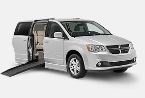 Dodge Van Conversions -BraunAbility 1 product image