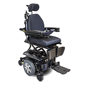Q6 Edge Z Power Wheelchair 1 product image