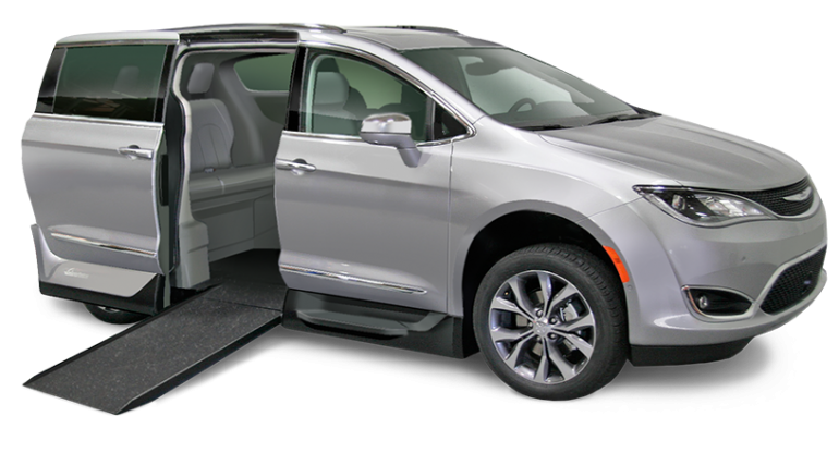 VMI Chrysler Pacifica with Access360™ 1