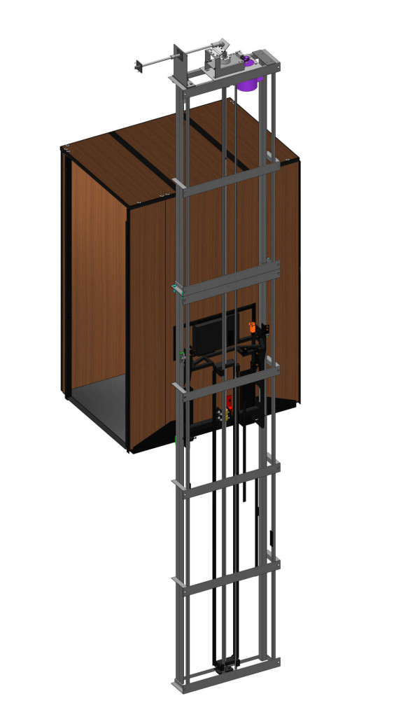 Stratus™ Home Elevator 1 product image