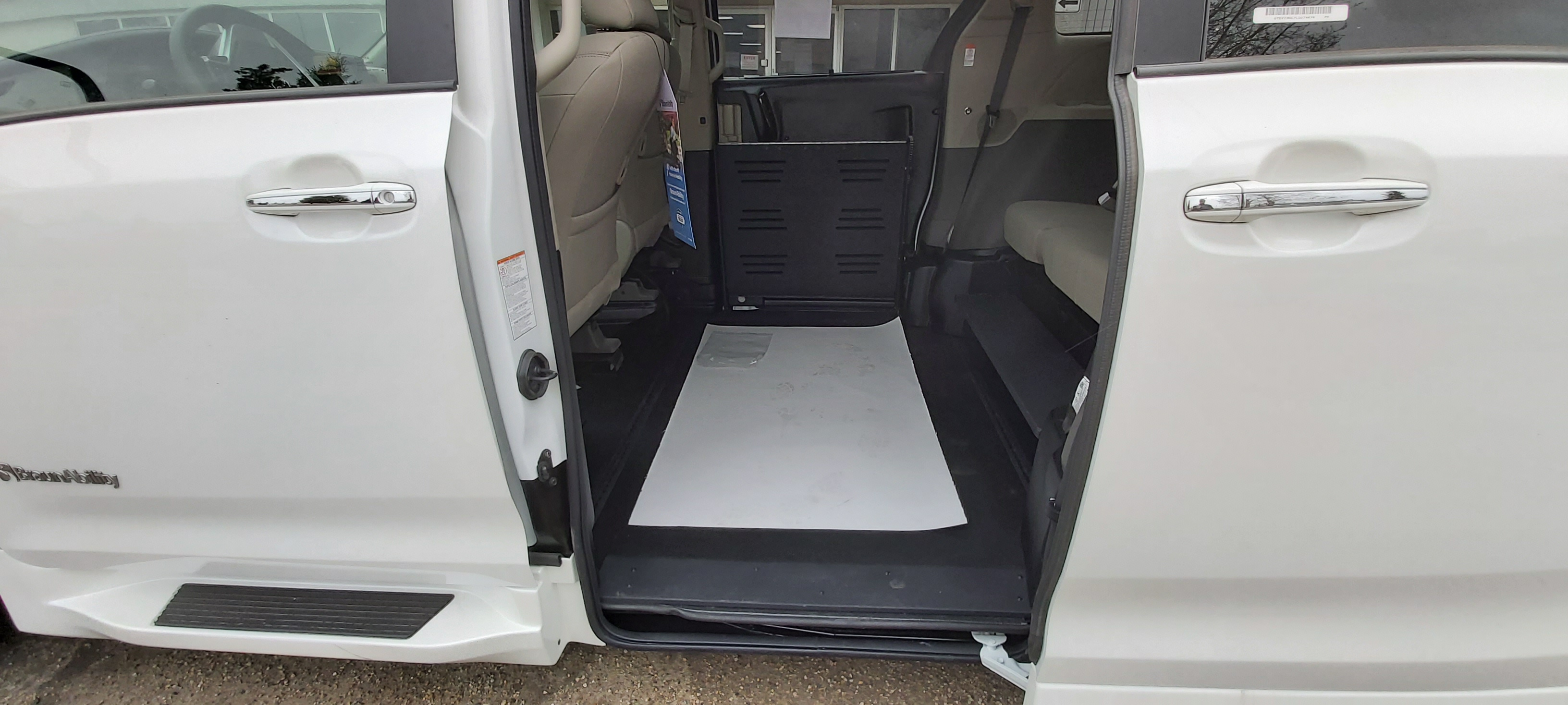 Toyota Sienna Van Conversion 8 9 product image