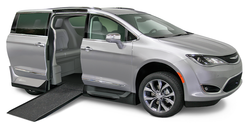 VMI Chrysler Pacifica with Access360™ 1 product image