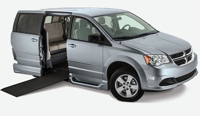 VMI Dodge Grand Caravan with Northstar 1 product image