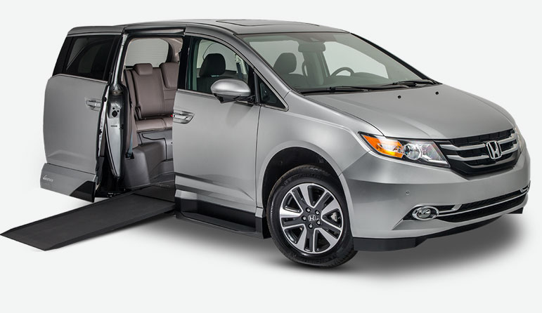 VMI Honda Odyssey with Northstar 1 product image